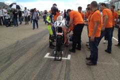 parrilla motostudent II