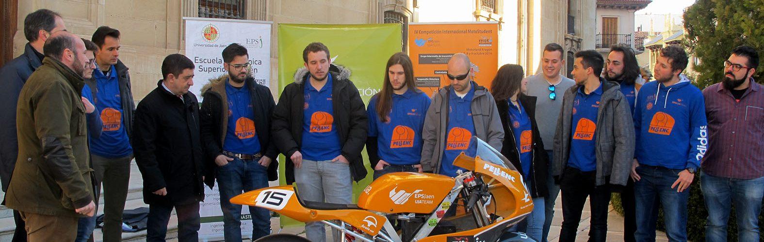 Diputación de Jaén vuelve a apoyar el proyecto EPSJaén UJATeam